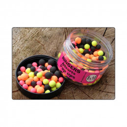 Pellets d'eschage moelleux SOFT HOOK GARLIC 120gr FUN FISHING