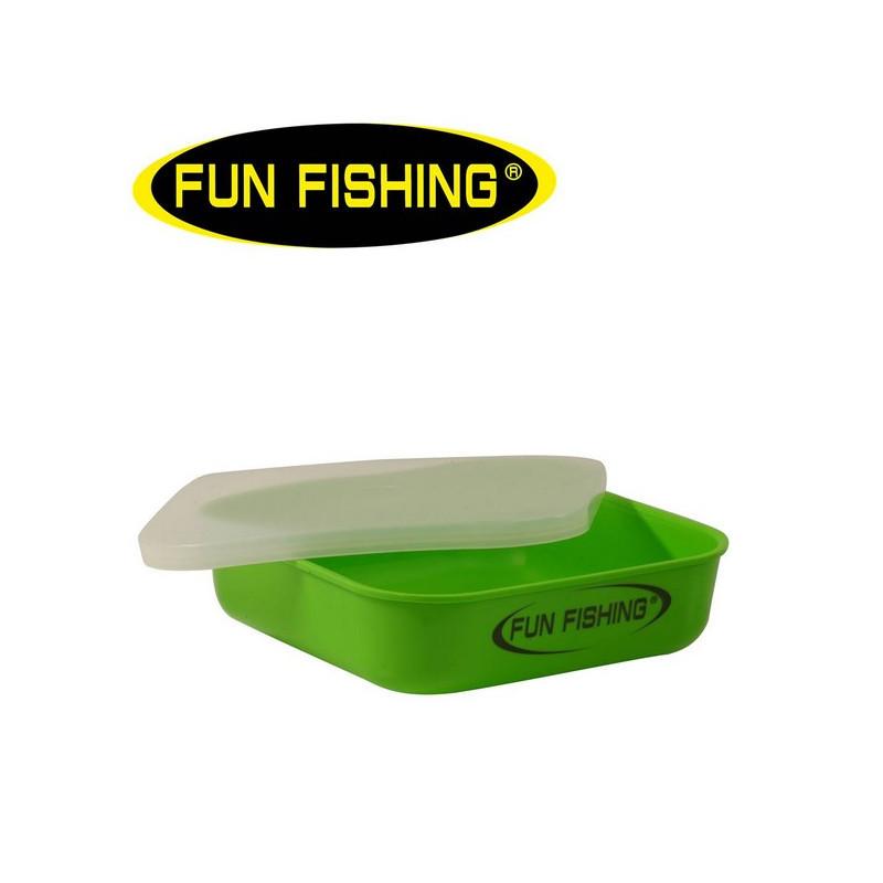 Hameçons à œillets sans ardillons BG1 FUN FISHING