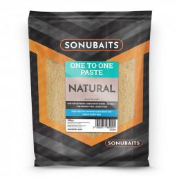 Pâte NATURAL 500gr - SONUBAITS