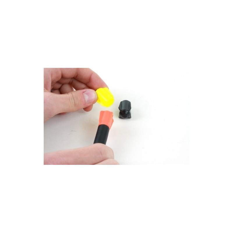 Dumbells d'eschage denses BAND'UMS  KRILL SONUBAITS 5mm rose fluo
