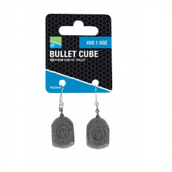 Plombs cube x2 BULLET CUBE...
