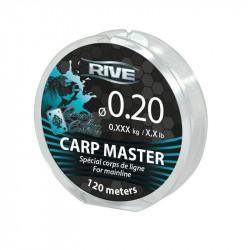 Nylon CARP MASTER 120m- RIVE