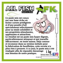 Pâte d'eschage AIL FISH 1kg...
