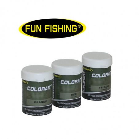 Boite à esches avec couvercle (sans séparation) 1/2 litre FUN FISHING